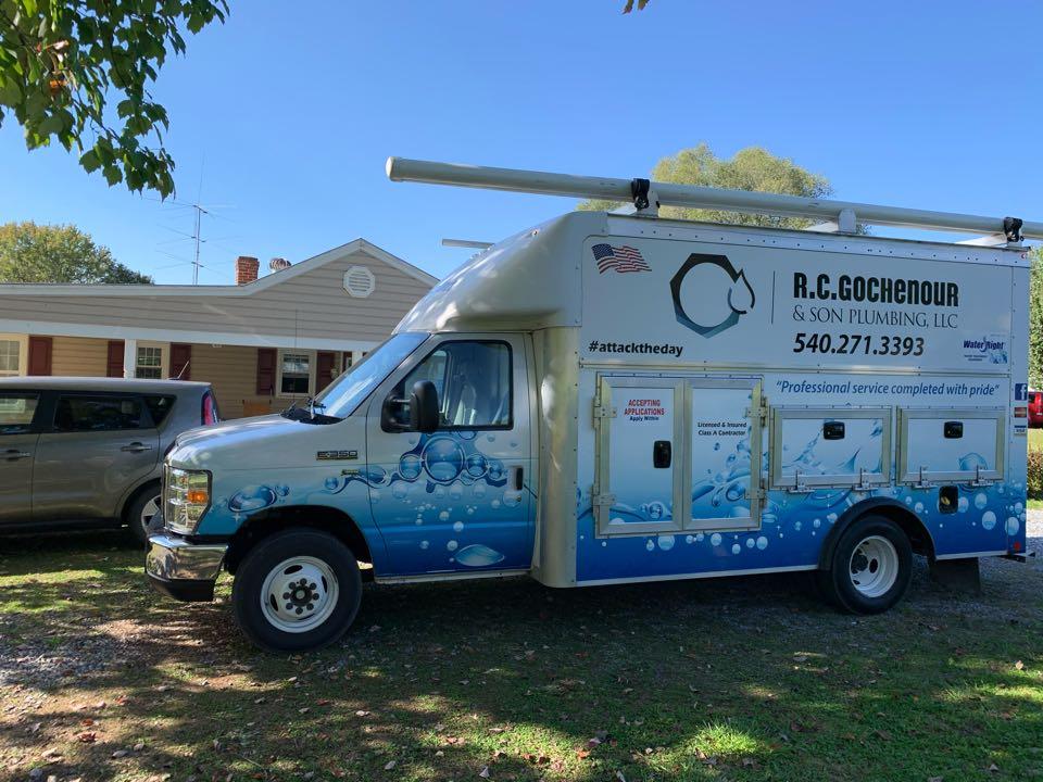 Elkton, VA - Install new kitchen drain
