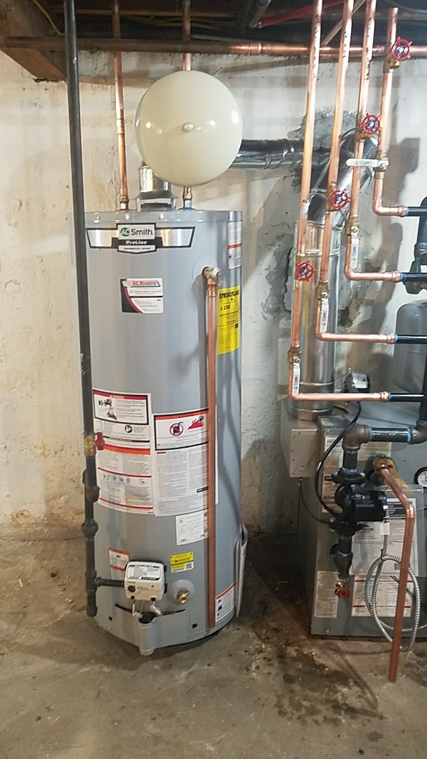 East Islip, NY - Do hot water and boiler install