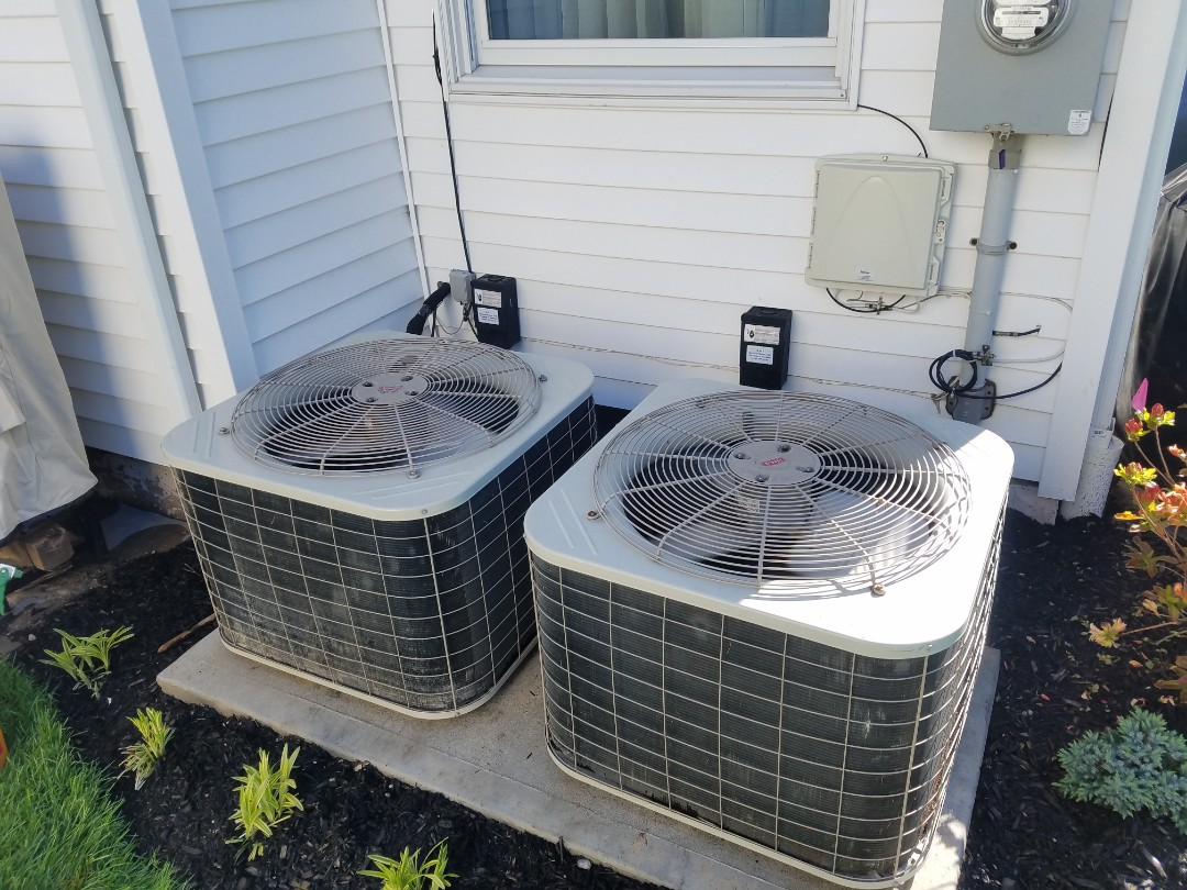 Garden City, NY - 2-Zone Carrier Air Conditioning Preventive Maintenance Inspection