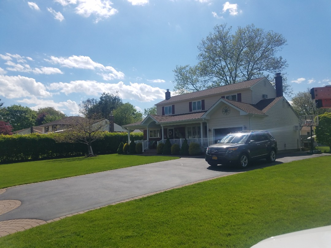 Commack, NY - Pseg check me on new lennox 3.5 ton central air conditioning system