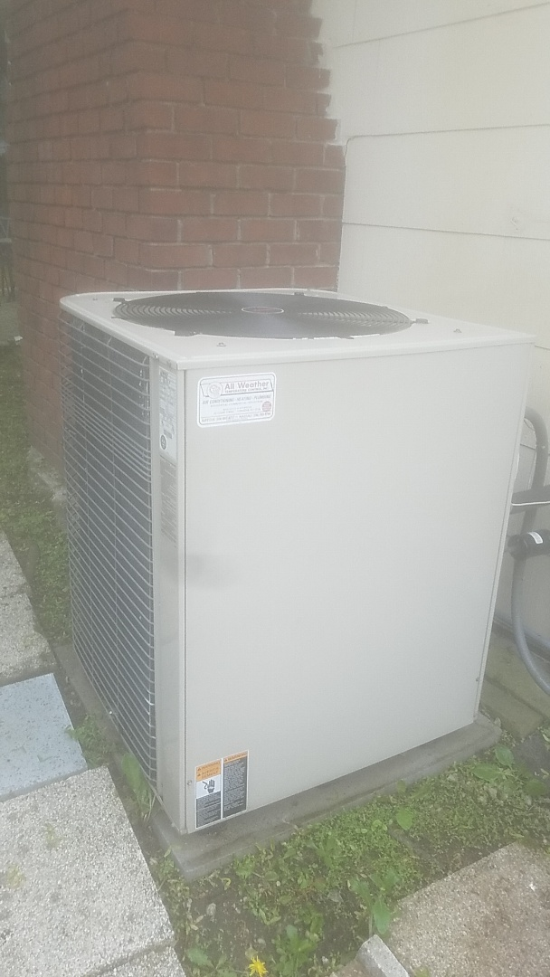 East Meadow, NY - Performed ac pm on a lennox split in east meadow