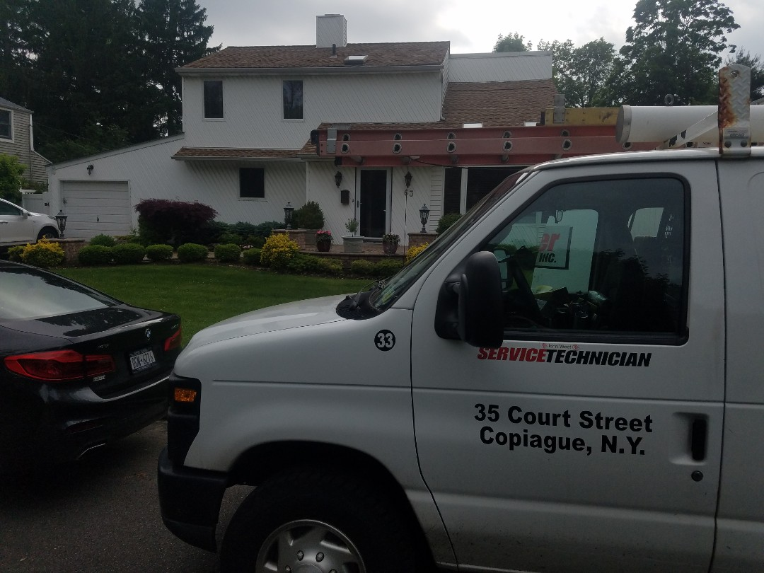 Roslyn Heights, NY - Lennox xc21-048 Maintenance with Healthy climate x6673 filter media and healthy climate uvc-24 bulb