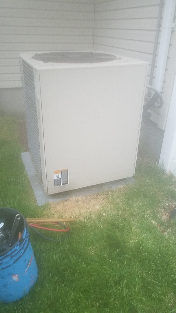Seaford, NY - Completed ac pm on a lennox split in seaford