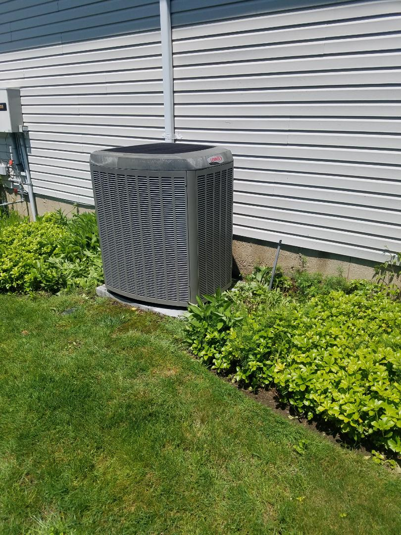 Manhasset, NY - Performed Lennox Air Conditioning  Preventive Maintenance
