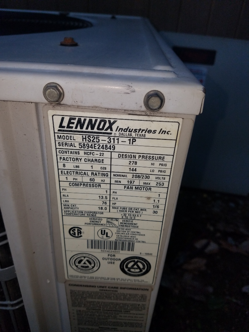 Cold Spring Harbor, NY - Performed AC Service No Cooling  Call Replaced Dual Run Capacitor