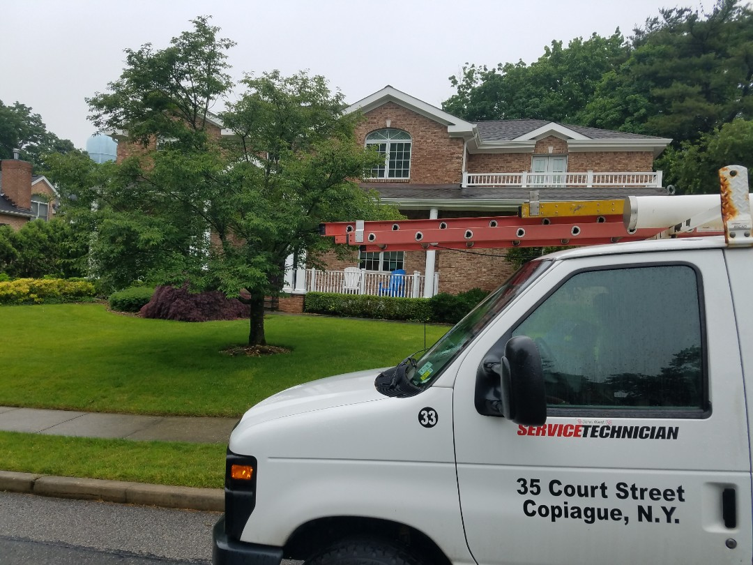 Roslyn Heights, NY - 4 zone Air Conditioning Preventive Maintenance inspection
