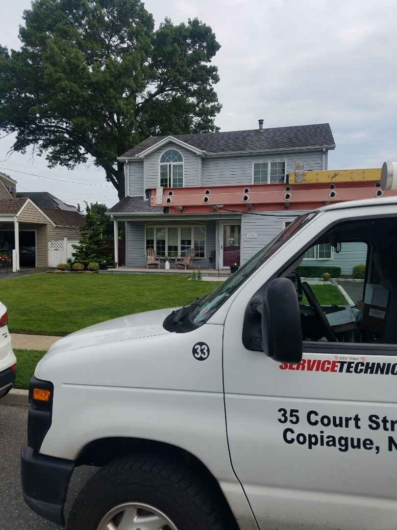 Carle Place, NY - 2 zone Carrier ac maintenance inspection