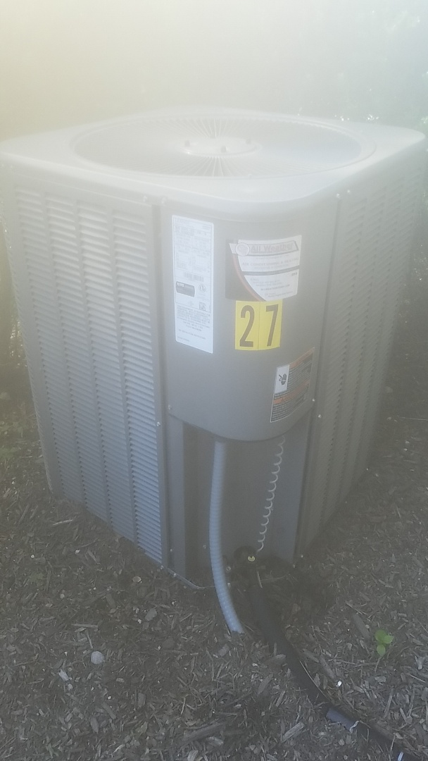 Melville, NY - Completed ac pm on a lennox split in melville the club