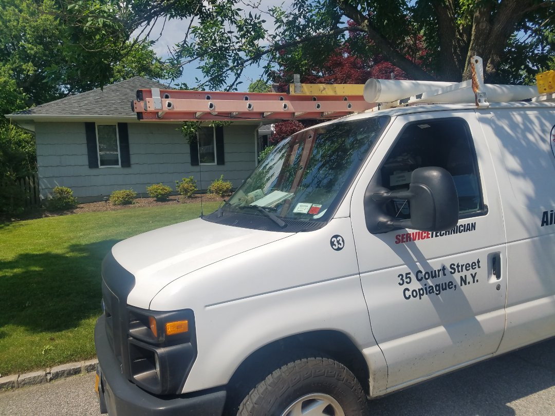 Massapequa, NY - Lennox service Air conditioning