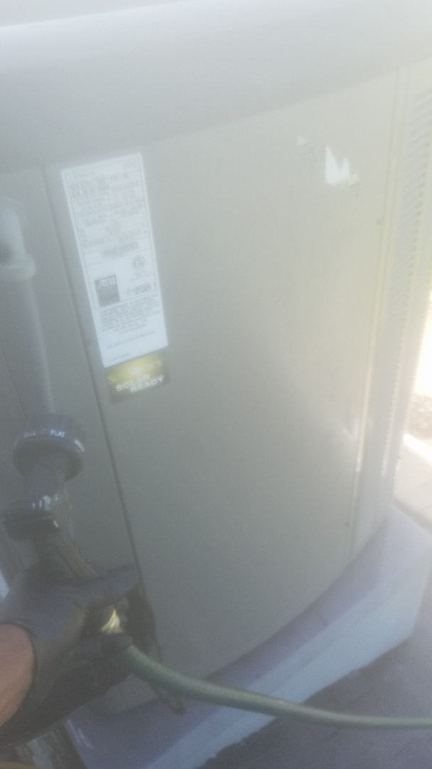 Coram, NY - Completed ac pm on a lennox split in asheroken