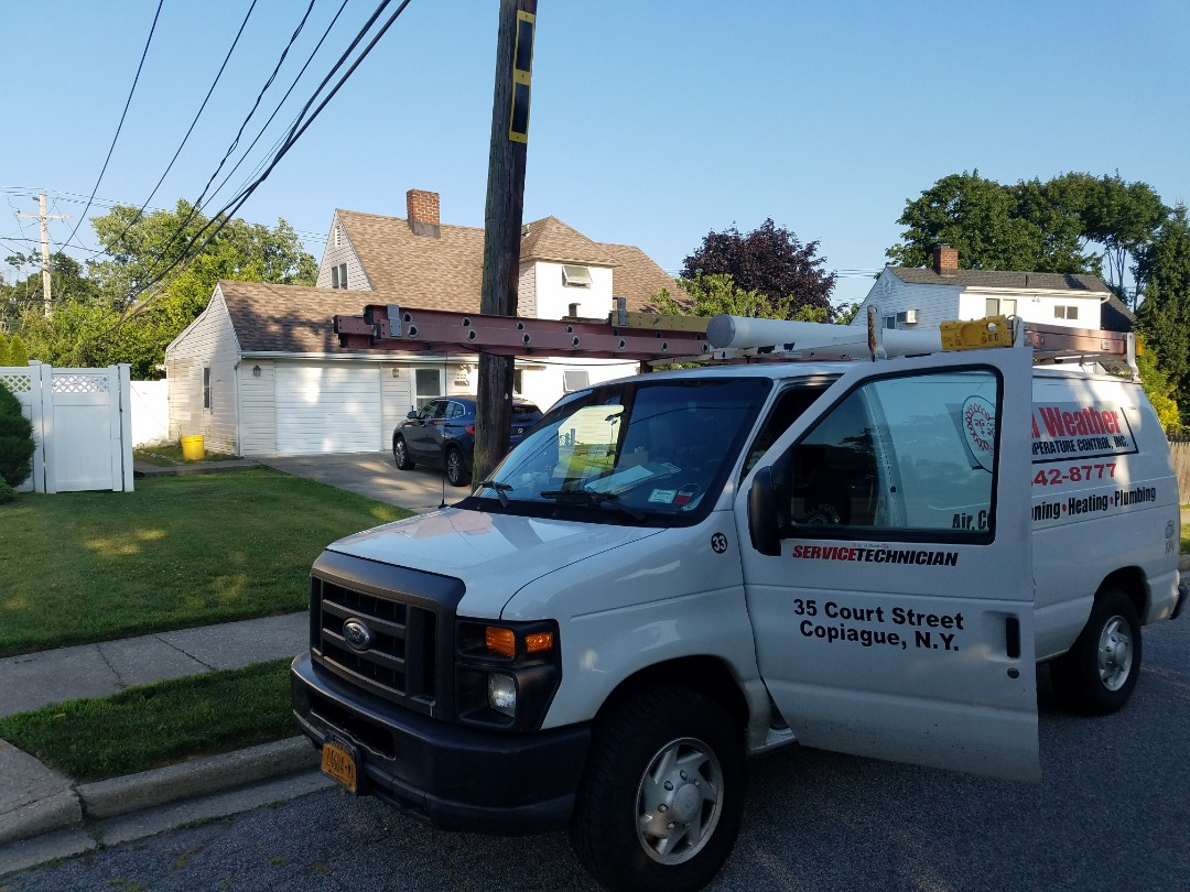Hicksville, NY - Air Conditioning Service