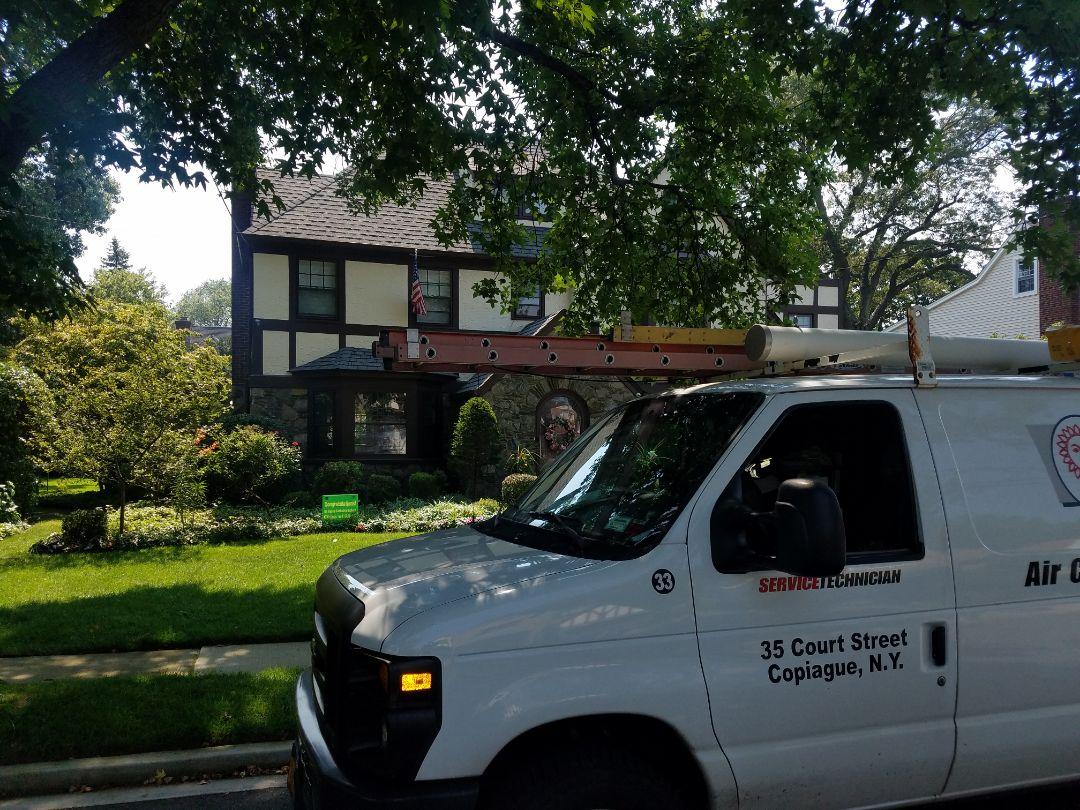 Rockville Centre, NY - Ac lennox service repair