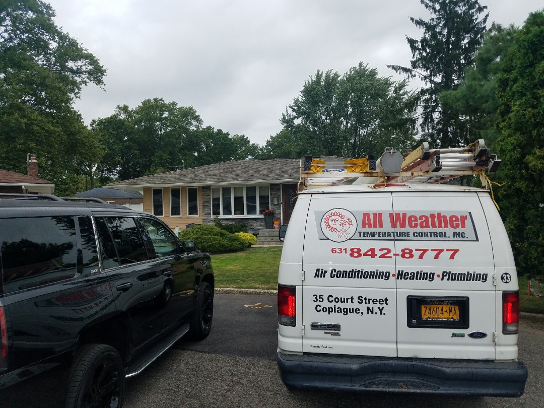 Commack, NY - Air Conditioning  Service