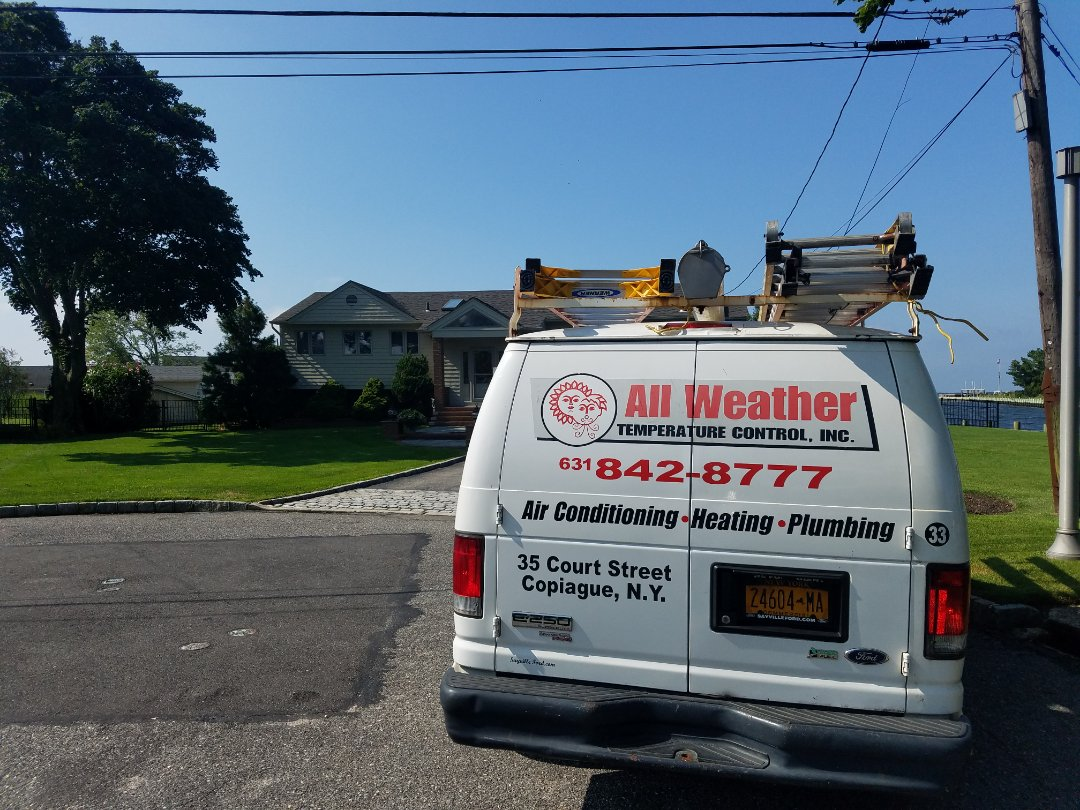 West Islip, NY - Install new Attic Fan Assembly