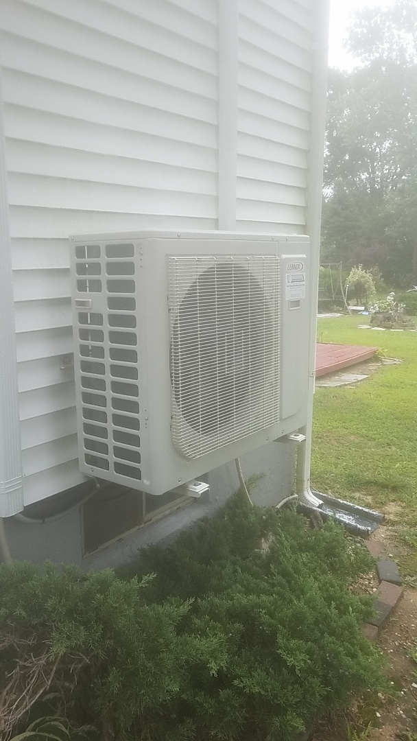 Brentwood, NY - completed ac pm on 8 lennox ductless heads in brentwood
