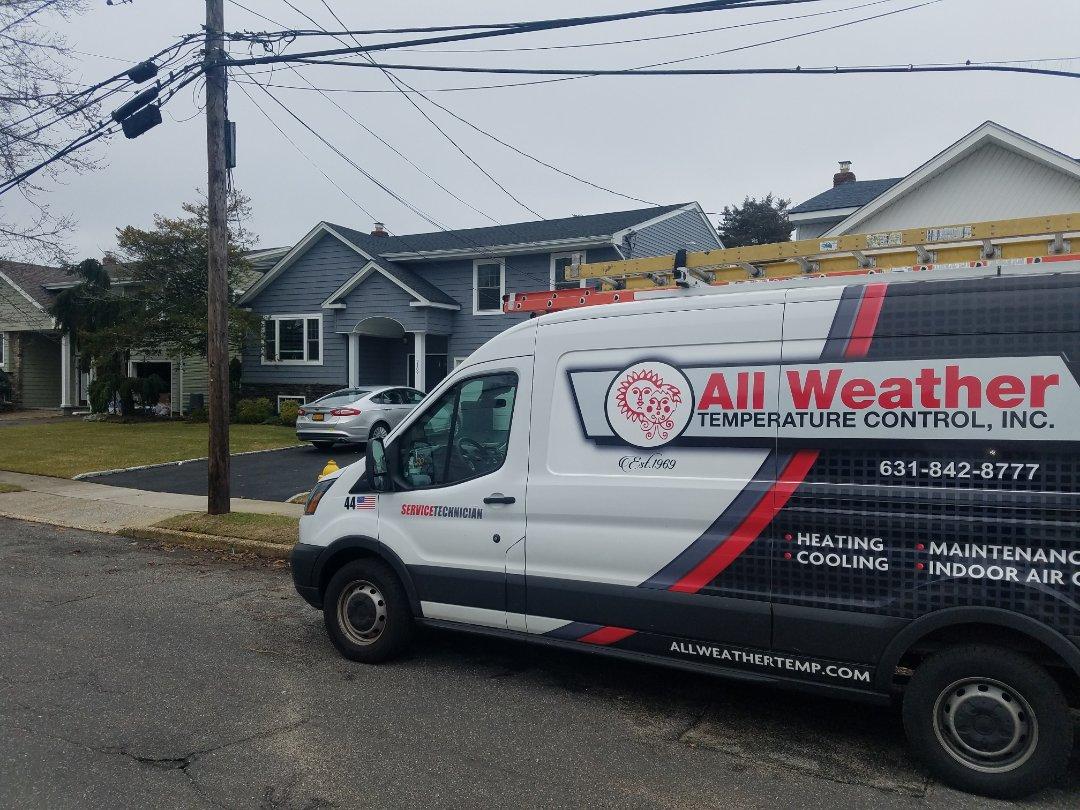 Merrick, NY - Heating Repair Goodman 90% Gas Furnace