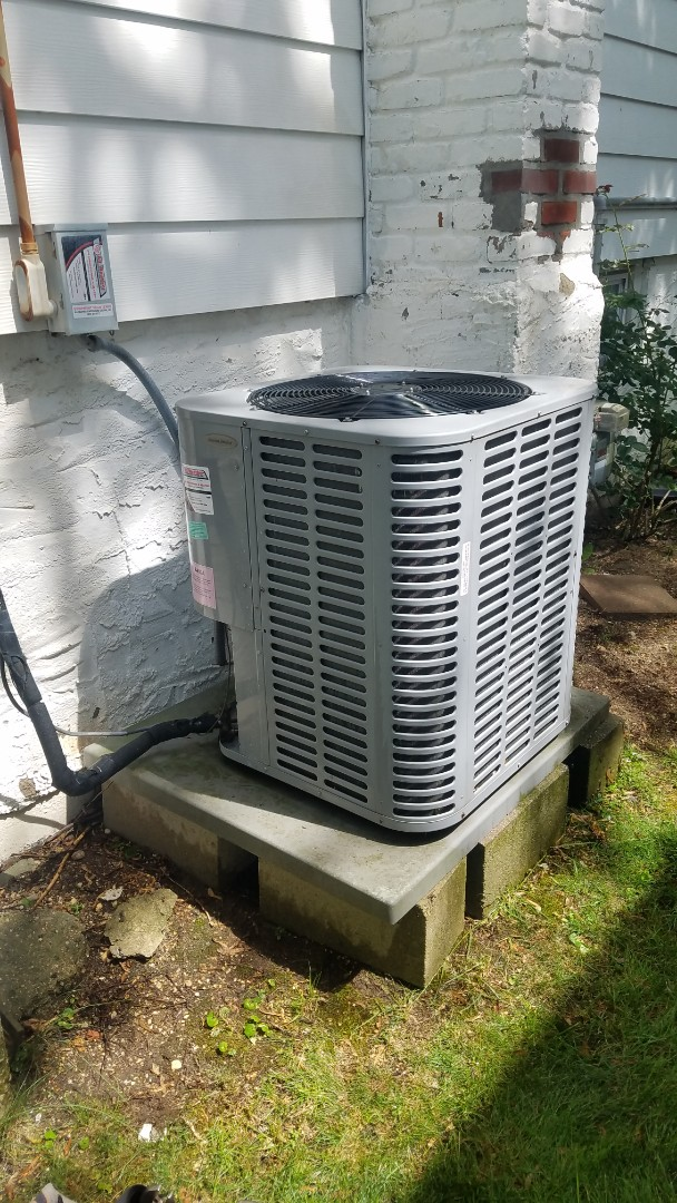 Ac Preventive maintenance inspection  Installed 24x30x1 Filter and confirmed operations