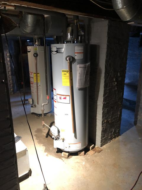 Freeport, NY - Hot water heater replacement in Freeport