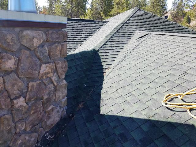 Heat Cable Replacement on Main Roof