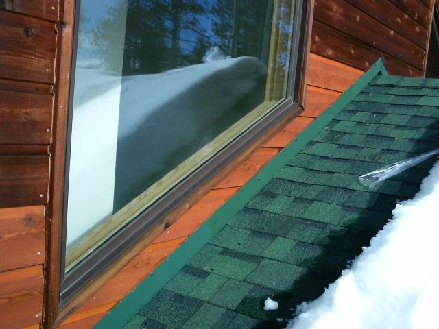 Idaho Springs, CO - Gutter and Heat Cable Install