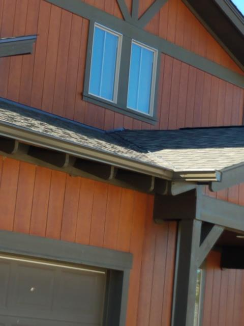 Install 23 ft. of Factor Painted 5k Roll Formed Gutter