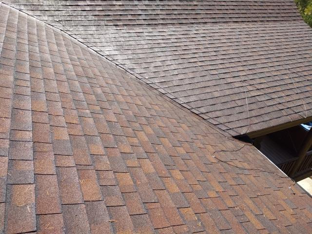 Supply and Install New Dimensional Shingles to Match Existing as Close as Possible.