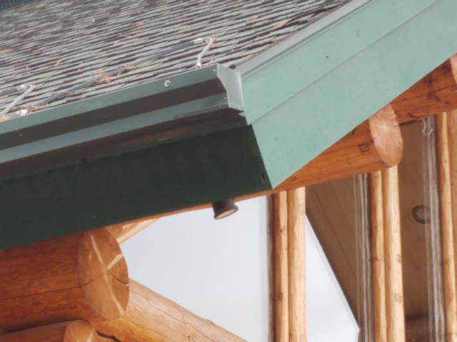 Random roofing repairs.