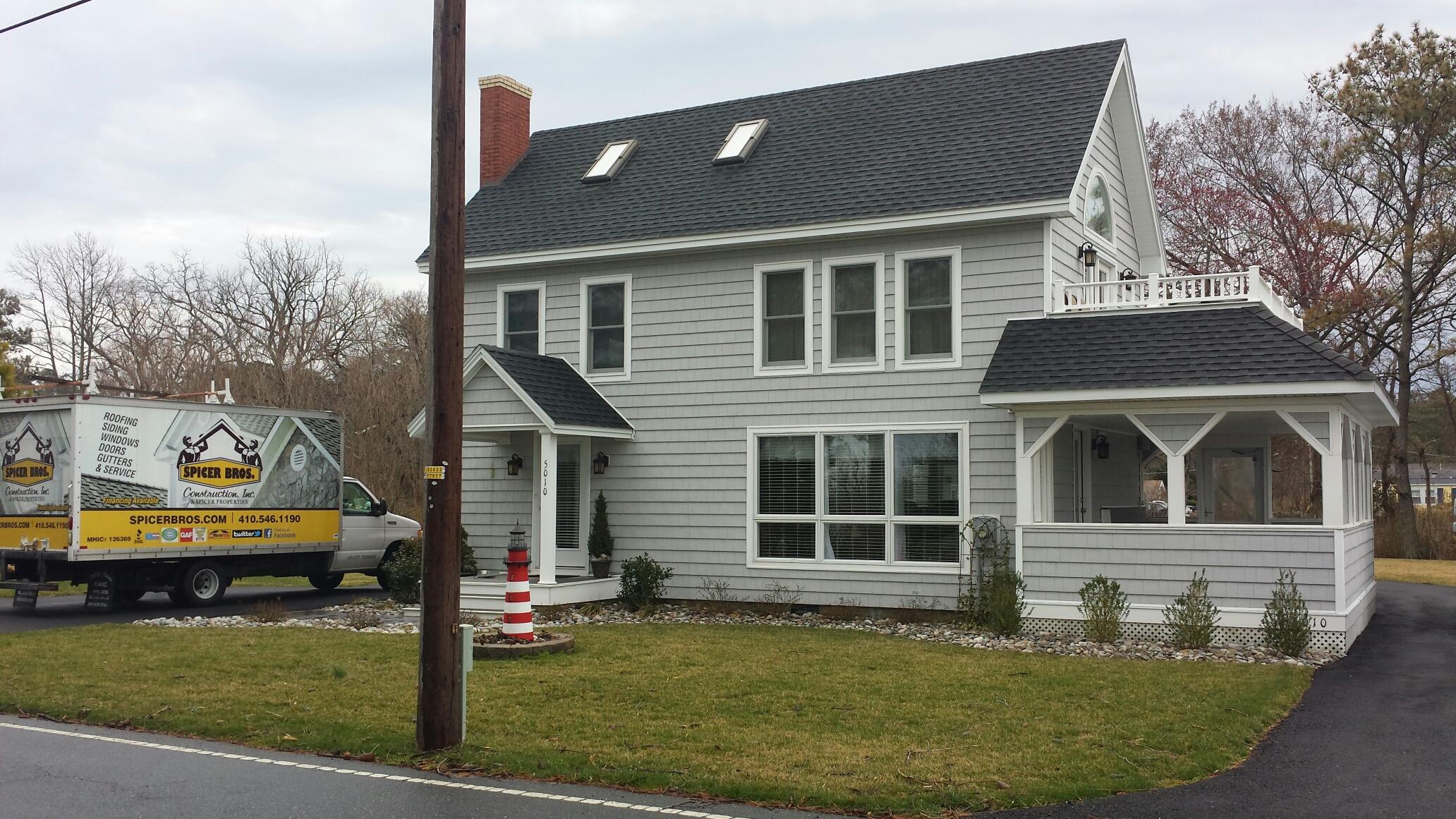 Roofing Siding Windows Amp Doors Chincoteague Va