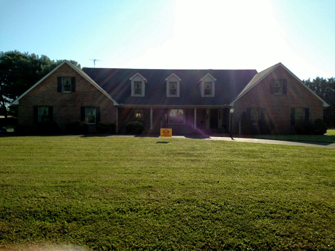 Denton, MD   Spicer Bros Construction Installed A New Roof On This House In  Denton