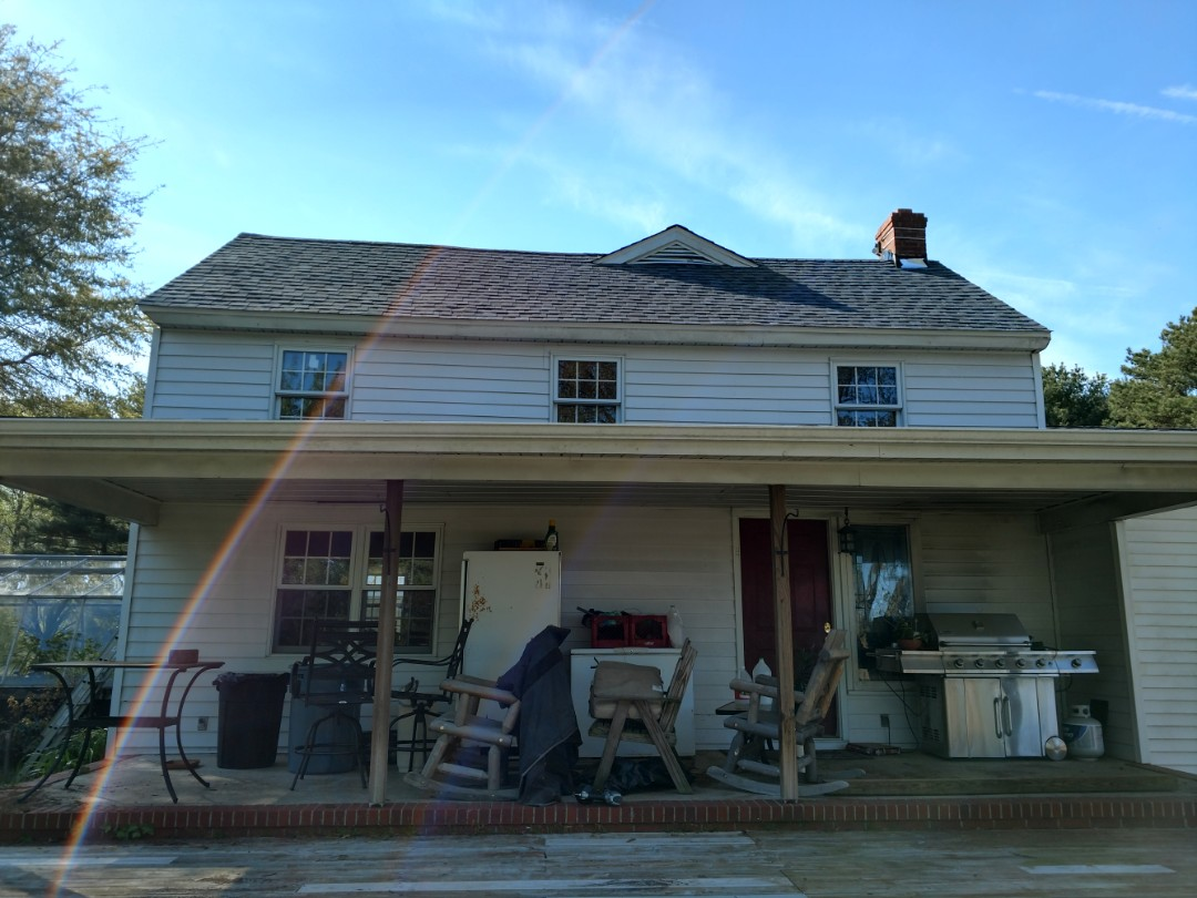 Seaford, DE - Spicer Bro's Contraction removed multiple layers in Seaford, DE and installed new Certainteed Landmark AR shingles Atlantic Blue in color