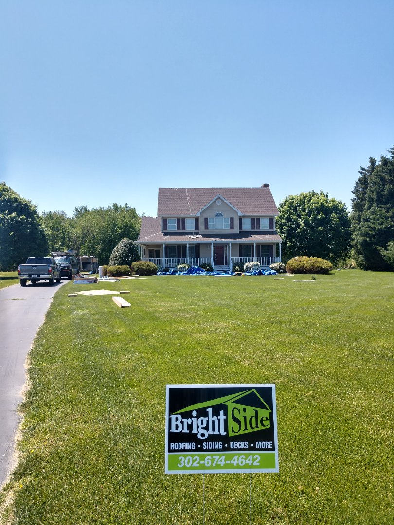 Smyrna, DE - Roofing Replacement!