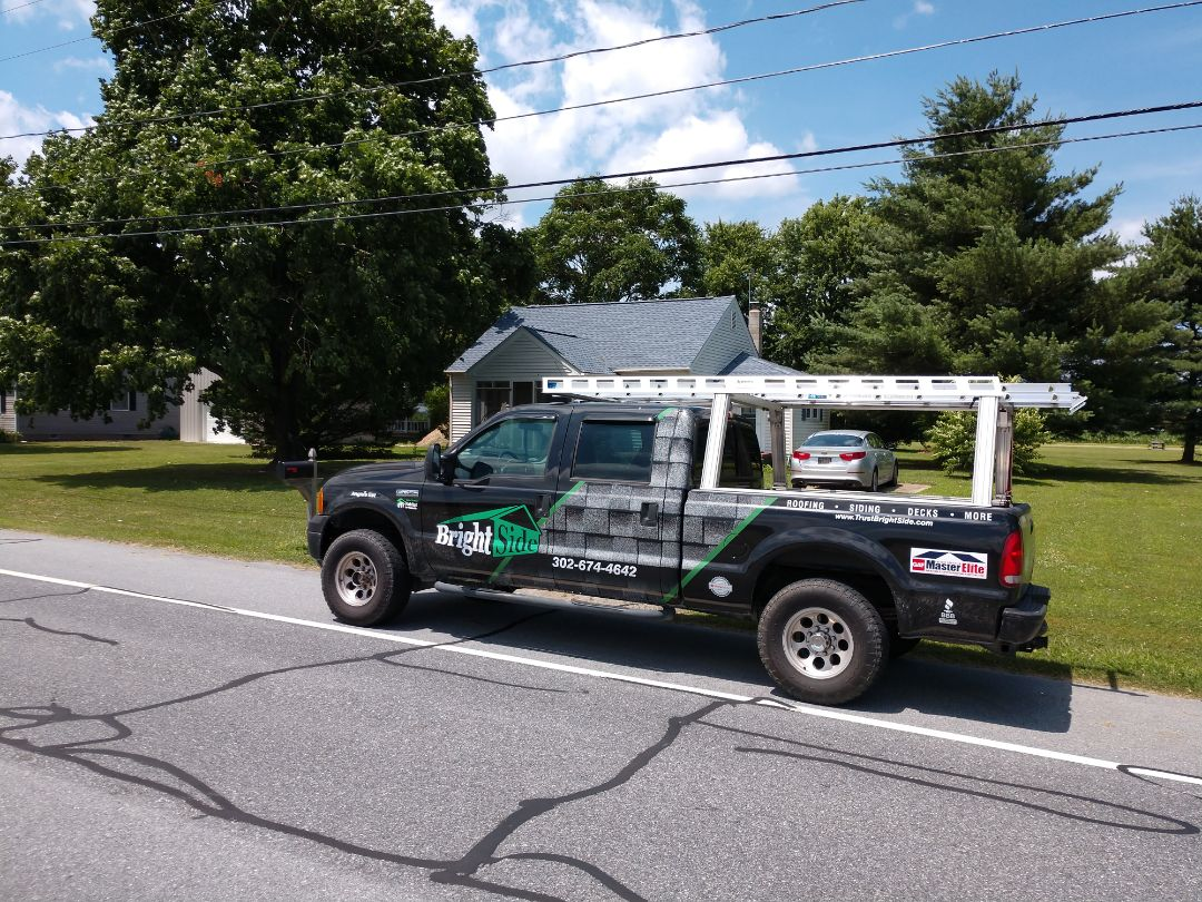 Lincoln, DE - Roofing replacement with GAF lifetime roofing system!