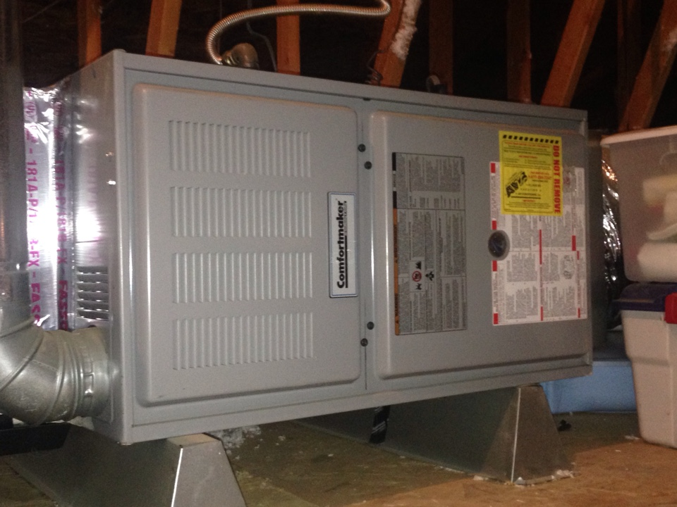 Wildomar, CA - Performed prepaid heating maintenance on two furnaces for a gold club member.