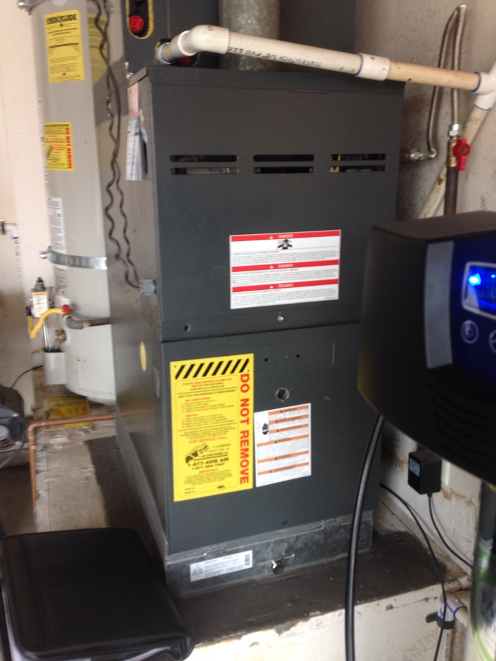 Corona Ca Avis Performed A 23 Point Heating Maintenance