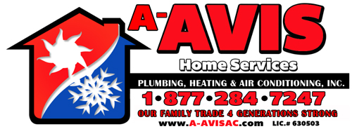 Real-time Service Area for A-Avis Home Services Plumbing, Heating