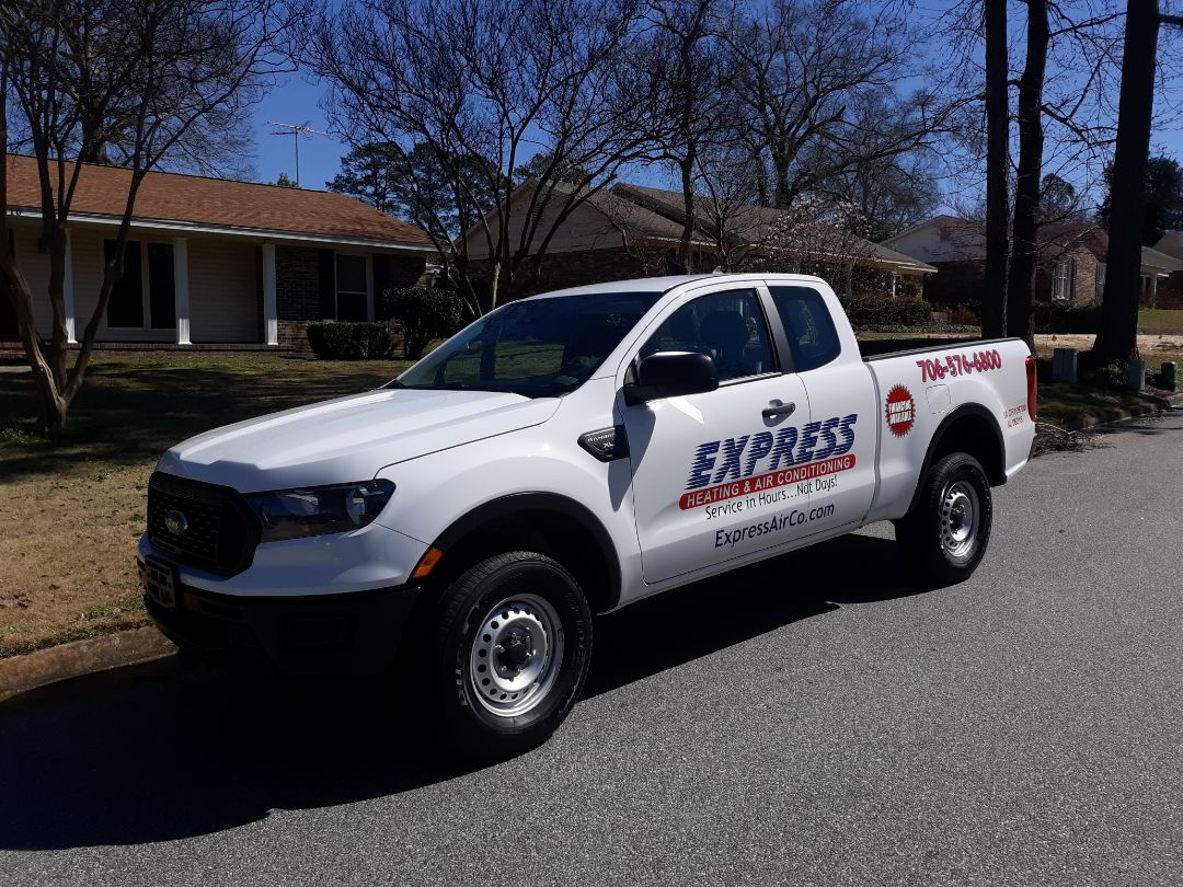New heating and air conditioning system estimate in Columbus, GA. Call Express Heating and Air Conditioning for your estimate, 706-576-6800.
