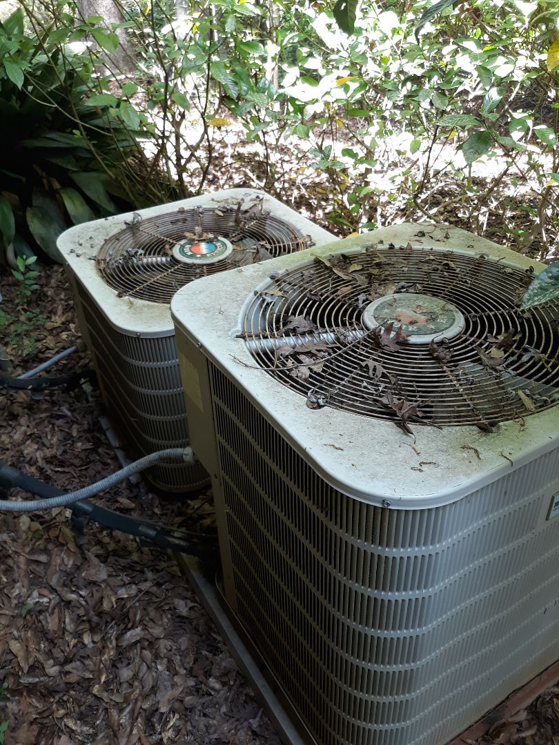 , GA - Estimate to replace customers heating and cooling systems in Midland, Georgia.
