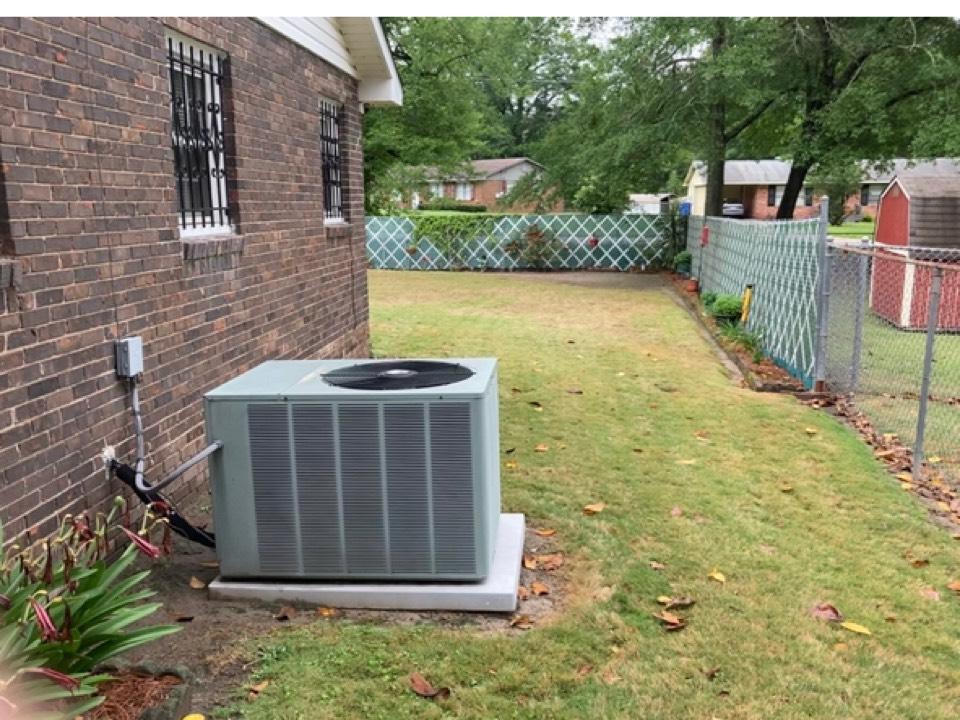 Rheem AC maintenance! Columbus Georgia
