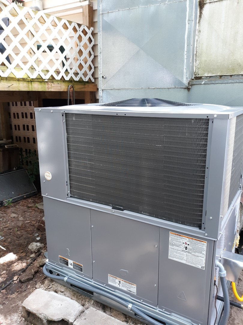 New system installation for the  Burditt family in Columbus, GA. Thank you for trusting the team at Express Heating and Air Conditioning 706-576-6800.