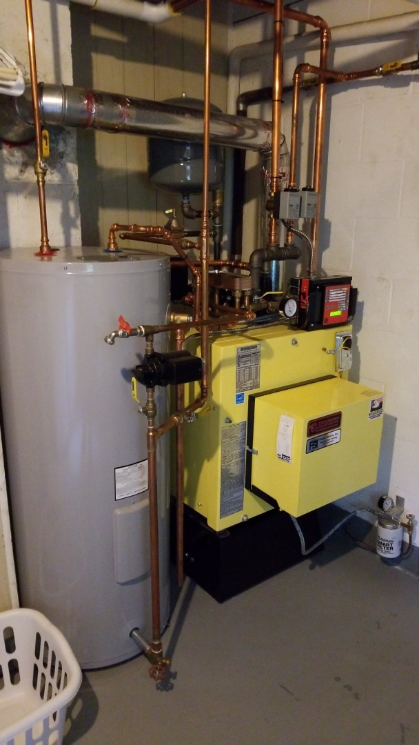 Northampton, PA - Warranty repair on Energy Kinetics System 2000