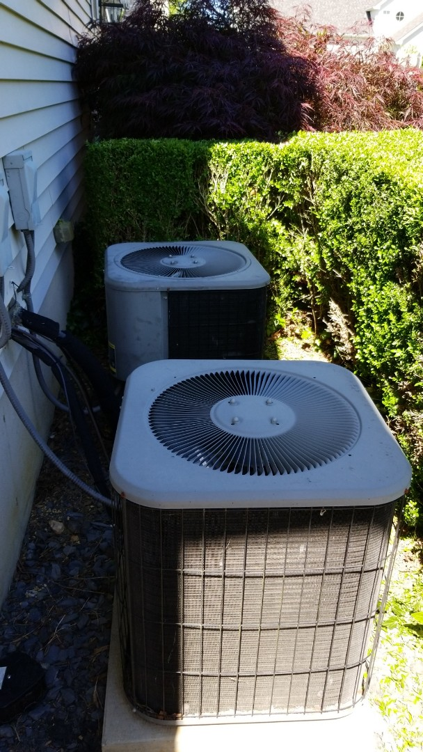 Allentown, PA - Lennox outdoor air conditioning unit will not turn on