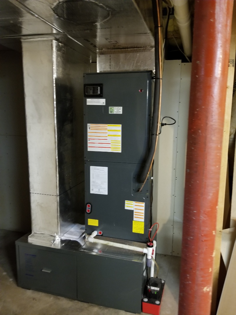 Coplay, PA - Heat pump replacement