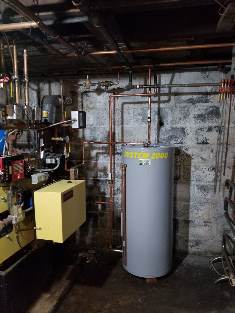 Phillipsburg, NJ - Energy kinetics system 2000 storage tank replacement