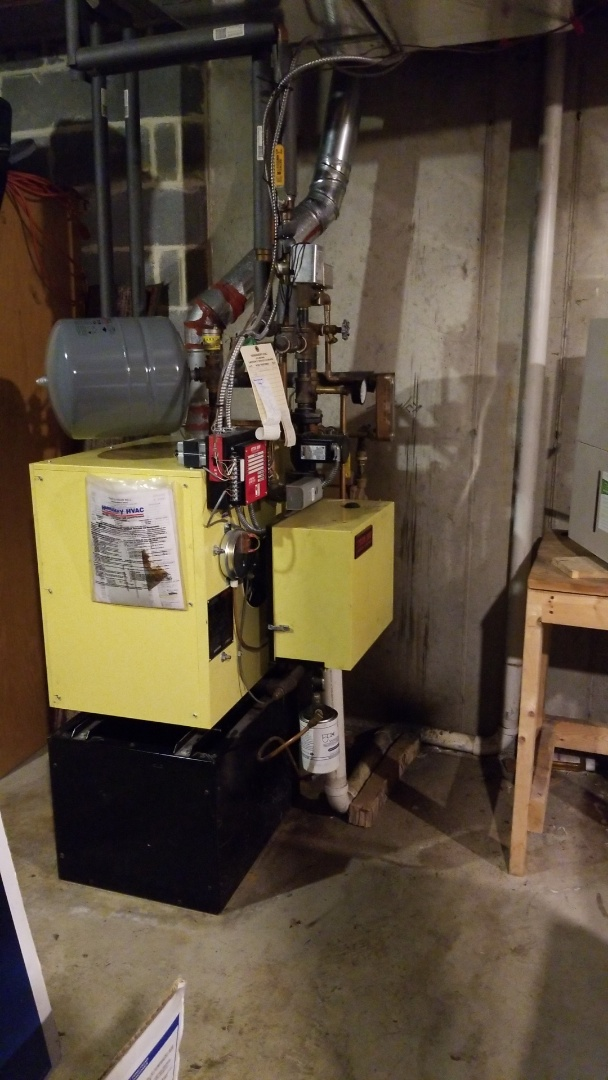 Bethlehem, PA - Energy Kinetics system 2000 power venter replacement