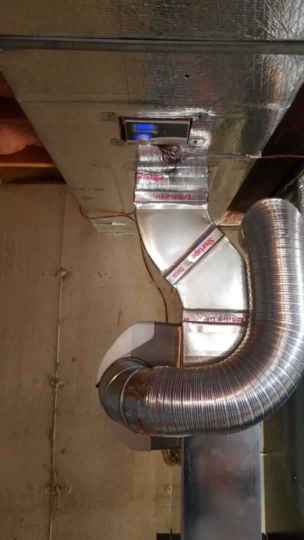 Nazareth, PA - Aprilaire humidifier repair