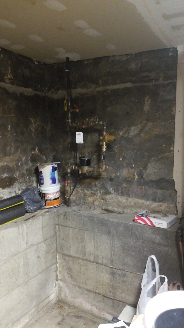 Nazareth, PA - Water pressure regulator replacement