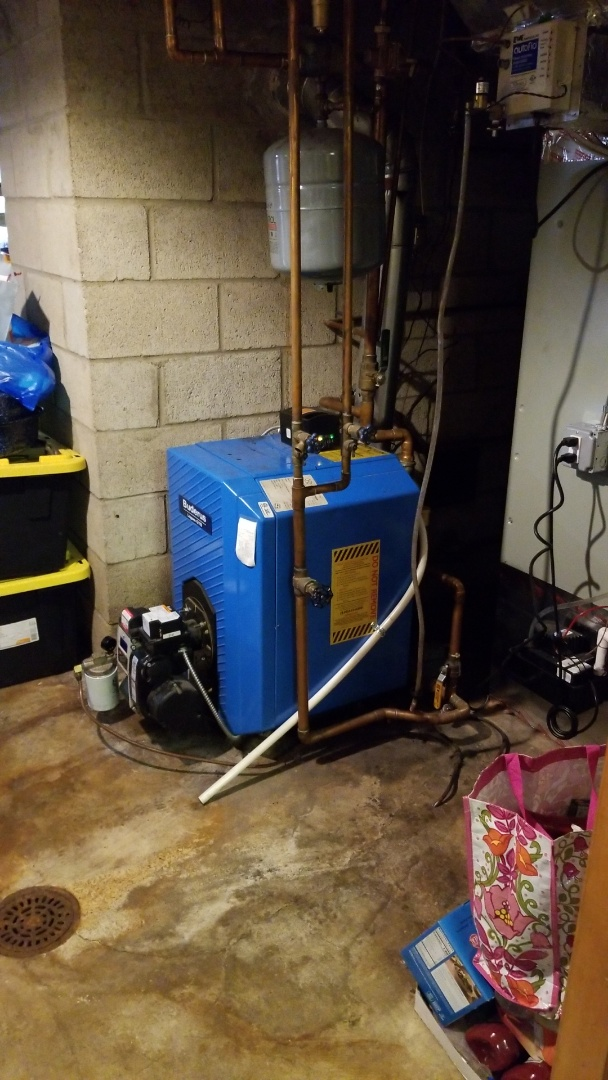 Easton, PA - Buderus boiler repairs