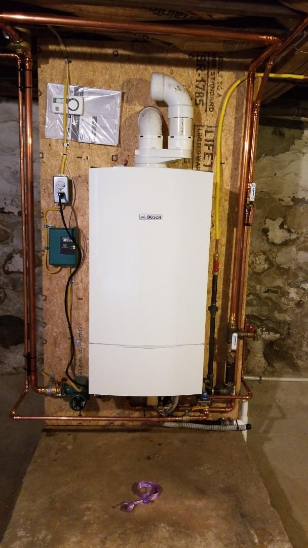 Mount Bethel, PA - Bosch boiler repair