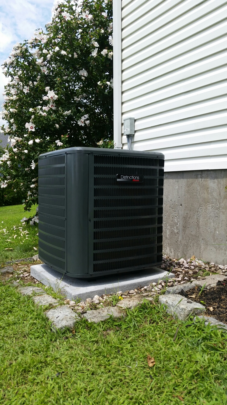 Stockertown, PA - Replace outdoor ac unit