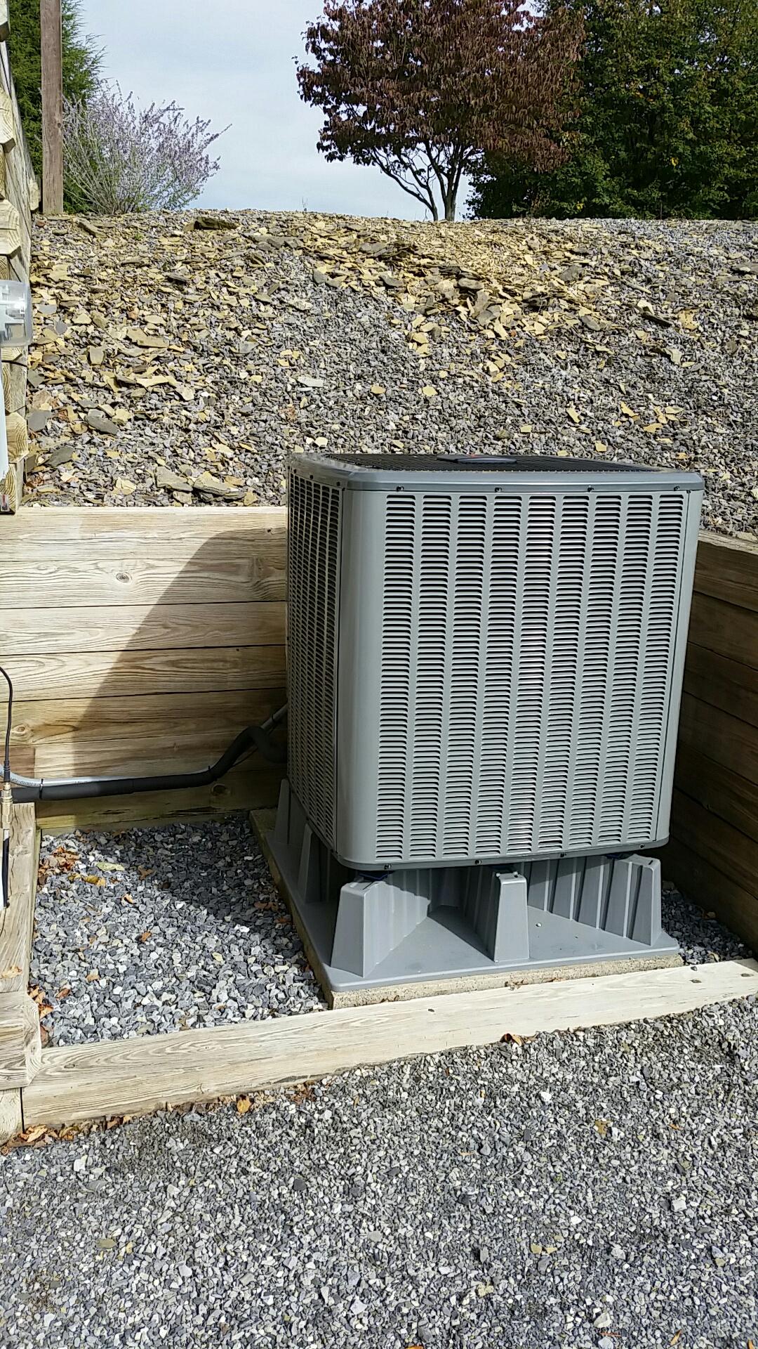 Wind Gap, PA - Heat pump replacement
